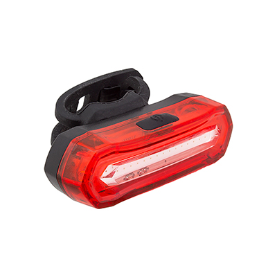 Sunlite Krystal USB Tail Light Color: Black