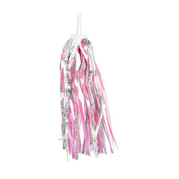 Sunlite Laser Streamers Color: Pink