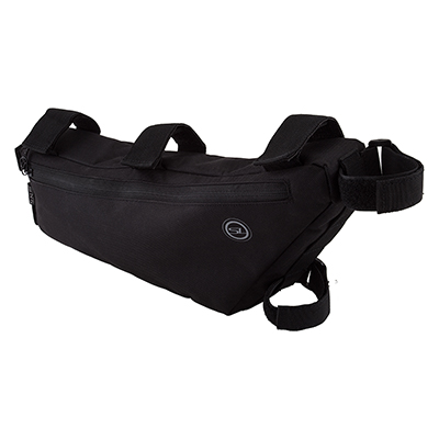 Sunlite Long Haul Frame Bag Color: Black