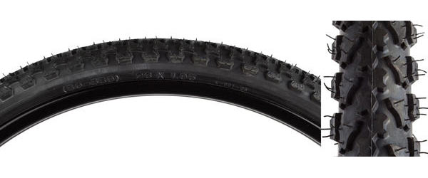 Sunlite Mod Quad Tire Color: Black