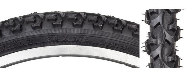 Sunlite MTB Alpha Bite Tire (24-inch)