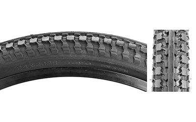 Sunlite MTB Raised Center Tire Color: Black