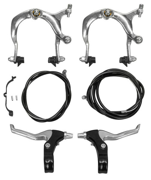 Sunlite MX Side Pull Set Color: Silver