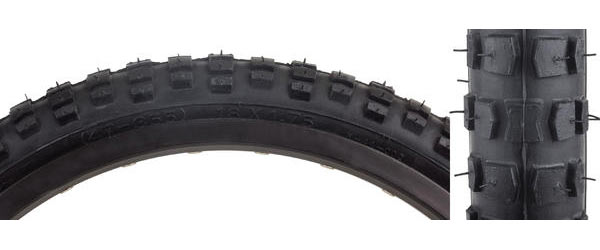 Sunlite MX Tire (18-inch) Color: Black