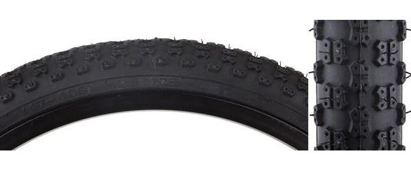Sunlite MX3 Tire (20-inch) Color | Size: Black/Black | 20 x 1.75