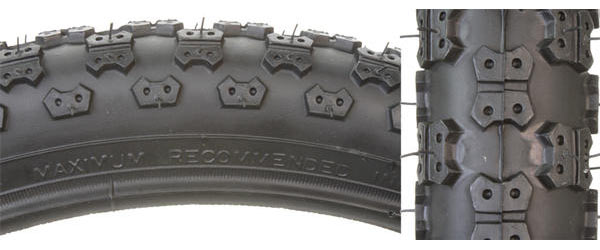 Sunlite MX3 Tire (20-inch) Color | Size: Black/Black | 20 x 2.125