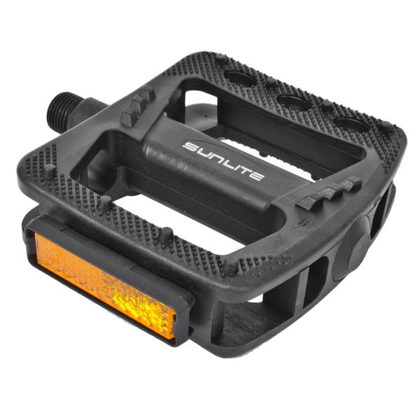 Sunlite Nylon Sport Pedals Color: Black