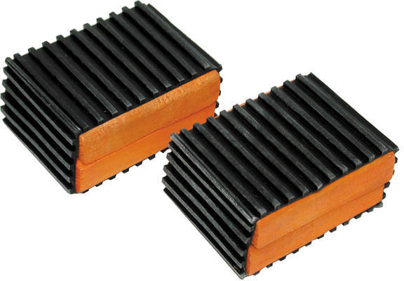 Sunlite Pedal Blocks Color: Orange/Black