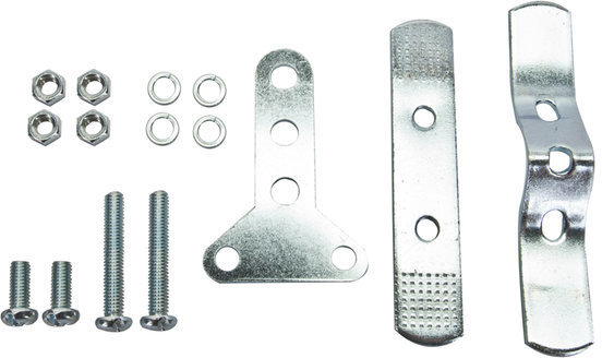 Sunlite Rack Parts Color: Silver