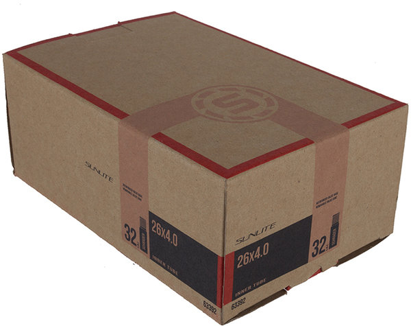 Sunlite Schrader Valve Tube 26 x 4.0