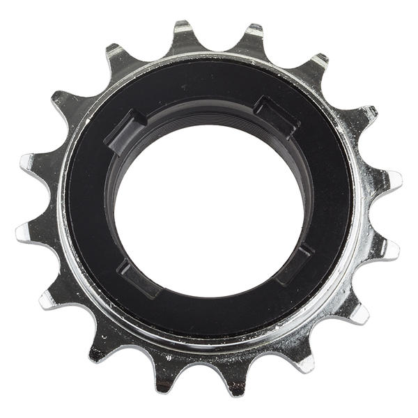 Sunlite Single Freewheel Color | Model | Size: Black | 1/8-inch | 16T