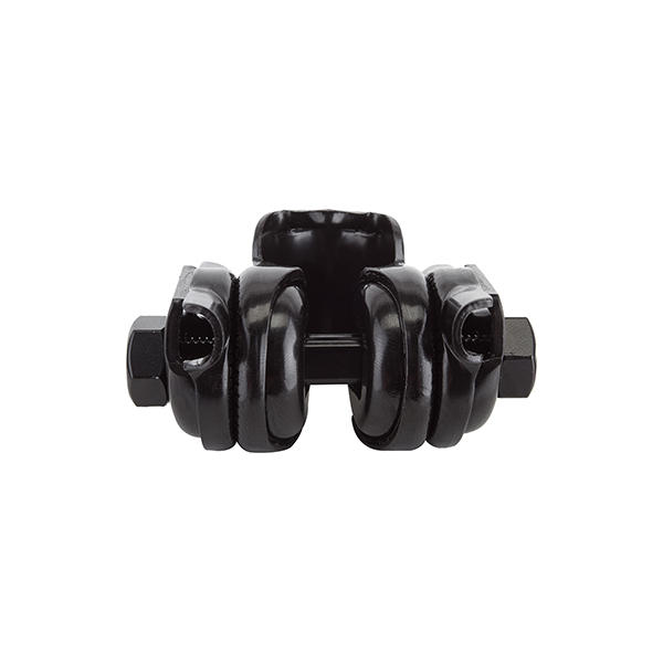 Sunlite Single Rail Saddle Clamp Color: Black