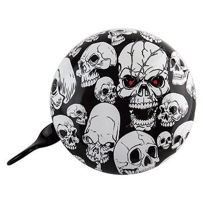 Sunlite Skull Ding Dong Bell