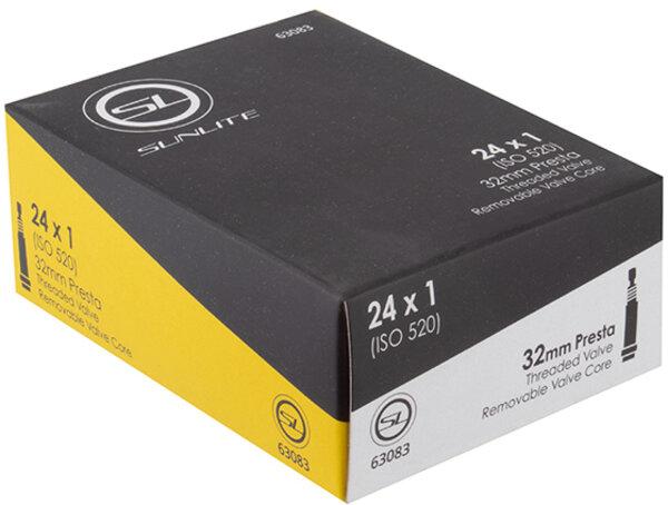 Sunlite Standard Presta Valve Tube 24-inch