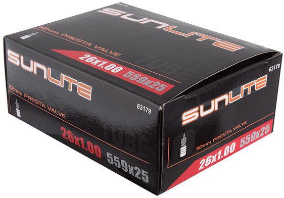 Sunlite Standard Presta Valve Tube 26-inch