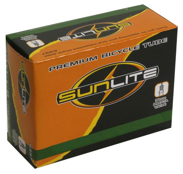 Sunlite Standard Presta Valve Tube 20 x 1 (451 x 19)