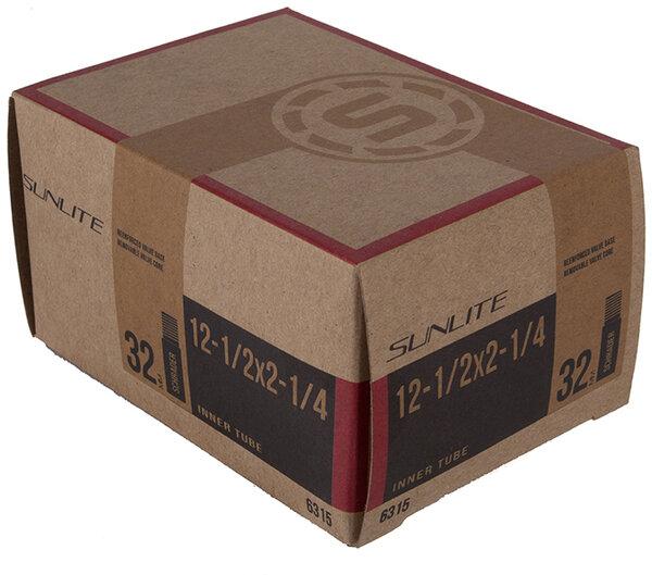 Sunlite Standard Schrader Valve Tube 12-1/2-inch