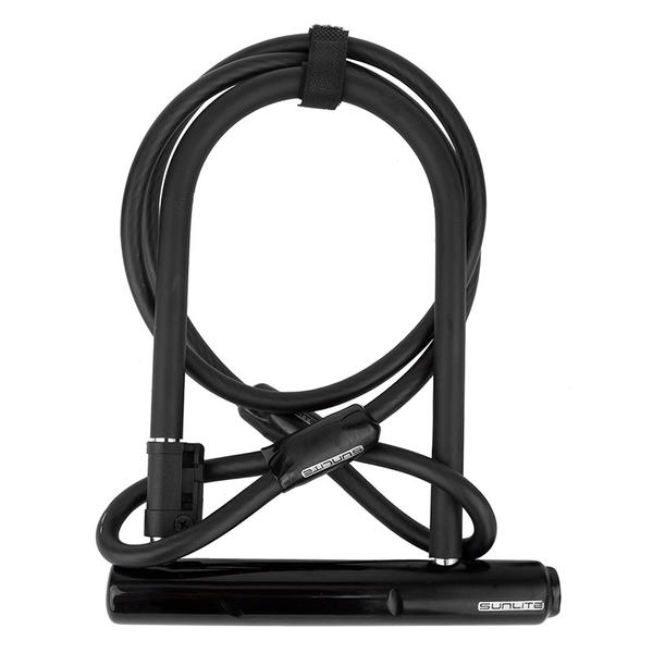 Sunlite Standard U-Lock With Cable