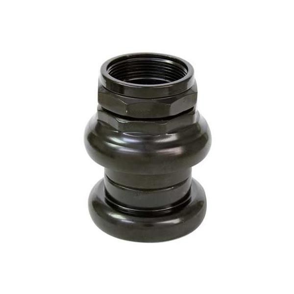 Sunlite Steel 1-inch Threaded Headset Color | Model | Size: Black | Stack Height: 41 |Race Diameter: 26.4 | EC30/25.4-24tpi|EC30/26