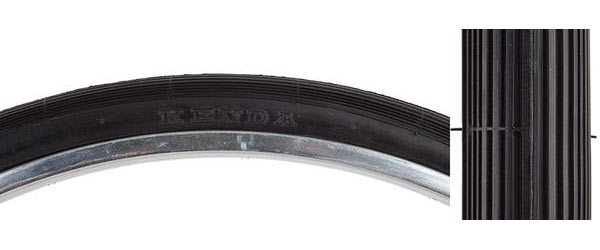 Sunlite Street S-5/6 Tire (26-inch) Color: Black/Black
