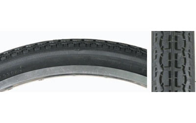 Sunlite Street S-7 Tire (24-inch) Color: Black