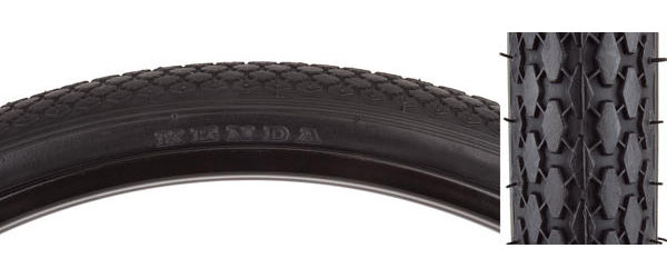 Sunlite Street S-7 Tire (26 x 1 3/4) Color: Black/Black