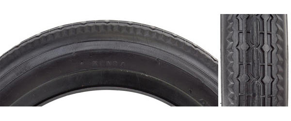 Sunlite Street Tire (12 1/2-inch) Color: Black