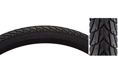 Sunlite Street Tire - 24-inch Color: Black