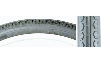Sunlite Street Tire (24-inch) Color: Black/Black