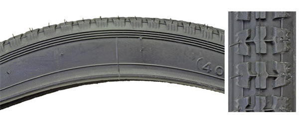 Sunlite Street Tire (28 x 1 1/2) Color: Black