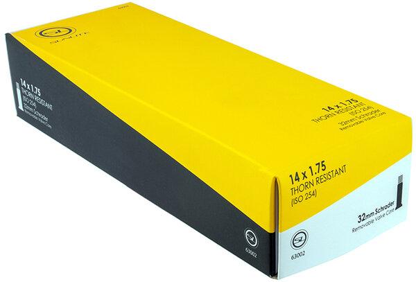 Sunlite Thorn-Resistant Schrader Valve Tube 14-inch