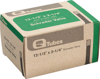 Q-Tubes Tube (12-1/2 x 2-1/4 inch, Schrader Valve)
