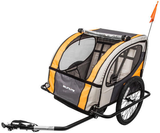 Sunlite Trailer Tot 2013 Color: Black/Yellow/Grey