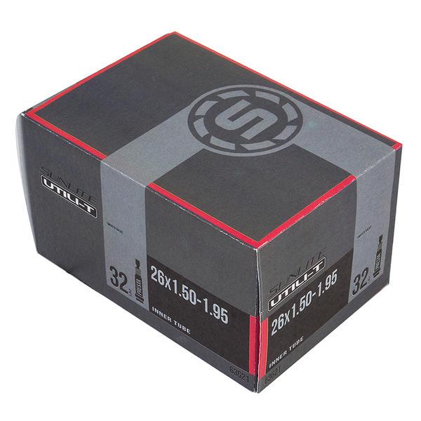 Sunlite Utili-T Standard Presta Valve Tube 26 x 1.5-1.95