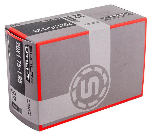 Sunlite Utili-T Standard Schrader Valve Tube 20 x 1.75-1.95
