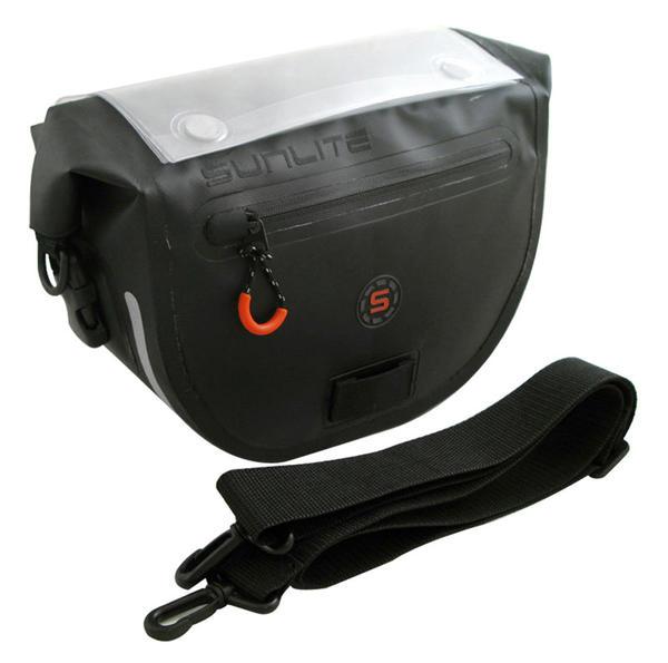Sunlite Waterproof Handlebar Map Bag