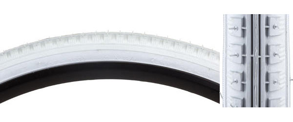 Sunlite Wheelchair Tire (26-inch) Size: 26 x 1 3/8 (ISO 590)