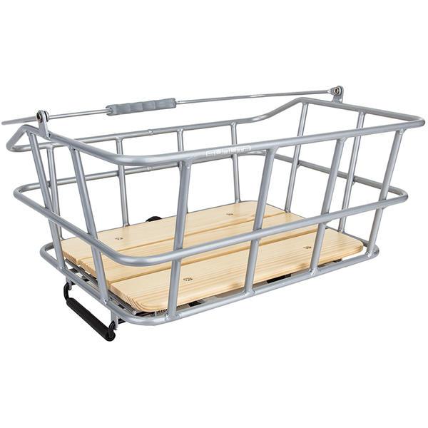 Sunlite Woody Rack Top Rear Basket