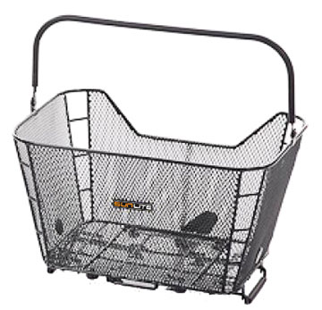 Sunlite Rack Top Mesh Quick-Release Basket