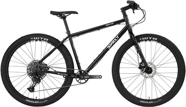 Surly Bridge Club 27.5 1x Color: Dark Black