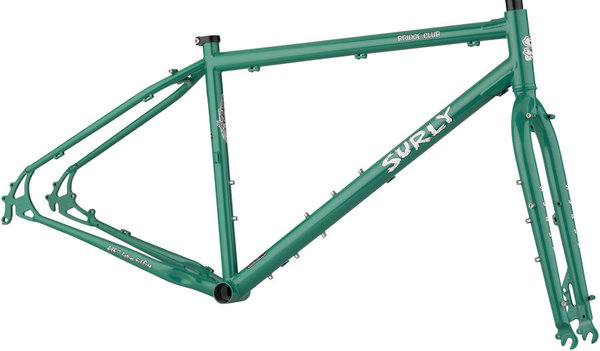 Surly Bridge Club Frameset Color: Illegal Smile