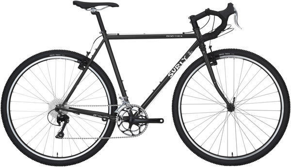 Surly Cross-Check Color: Gloss Black