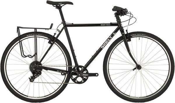 Surly Cross Check Flat Bar Bike Color: Gloss Black