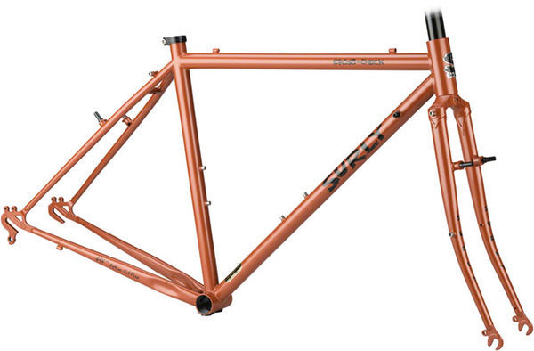 Surly Cross-Check Frameset Color: Mule Mug