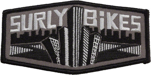 Surly Dirty Windows Patch