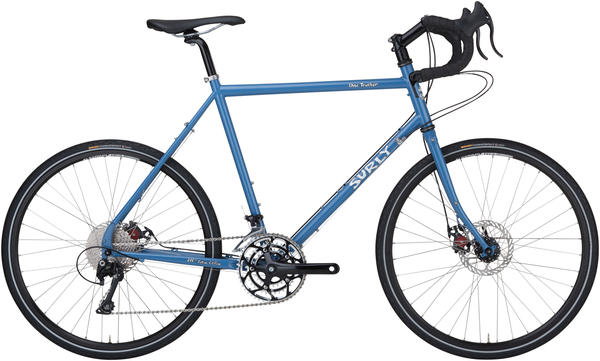 Surly Disc Trucker (26-inch) Color: Blue