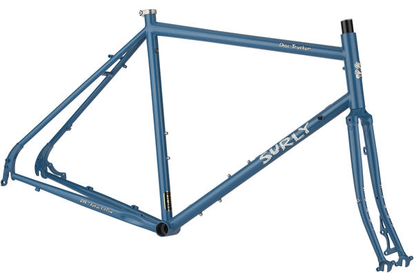Surly Disc Trucker Frameset (26-inch) Color: Blue