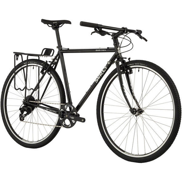 Surly Flat Bar Cross-Check Color: Gloss Black