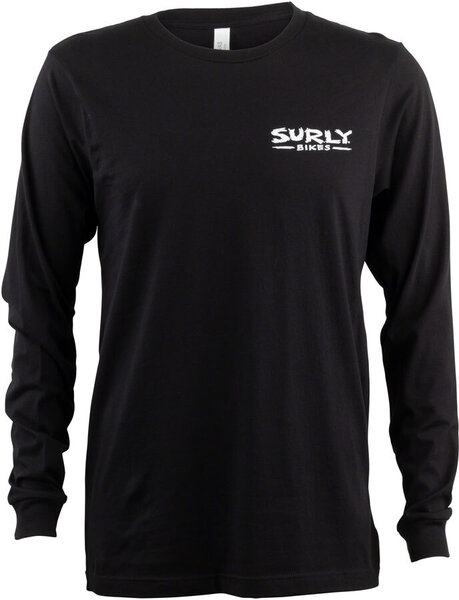 Surly Garbage Patrol Long Sleeved Tee
