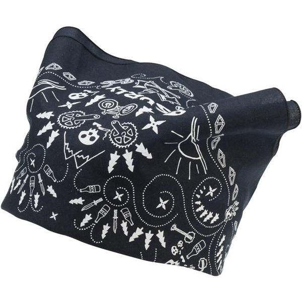 Surly Junk Rag Bandanna Color: Black